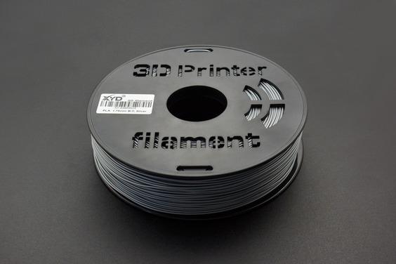 1.75mm-PLA-Sliver (1kg) (Discontinued)