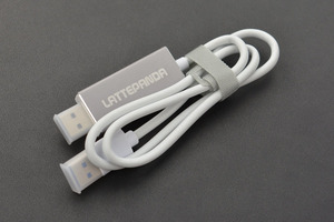 Streaming cable for LattePanda Single Board Computer