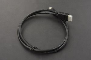 4K HDMI to Micro HDMI Cable for Raspberry Pi 4B