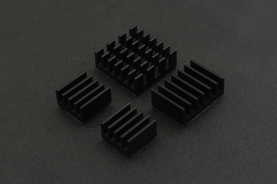 Heatsink Kit for Raspberry Pi 4B