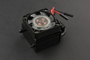 ICE-Tower Cooling Fan for Raspberry Pi
