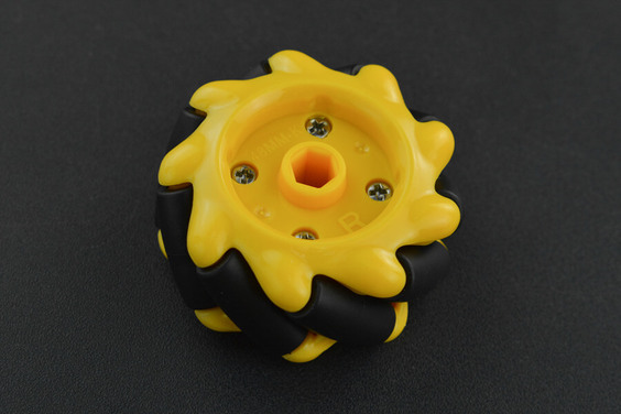 Mecanum Wheel (48mm) - Right