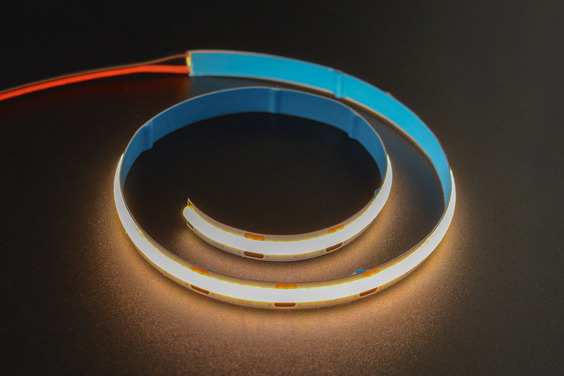 LED Flexible Strip Light (Warm White)