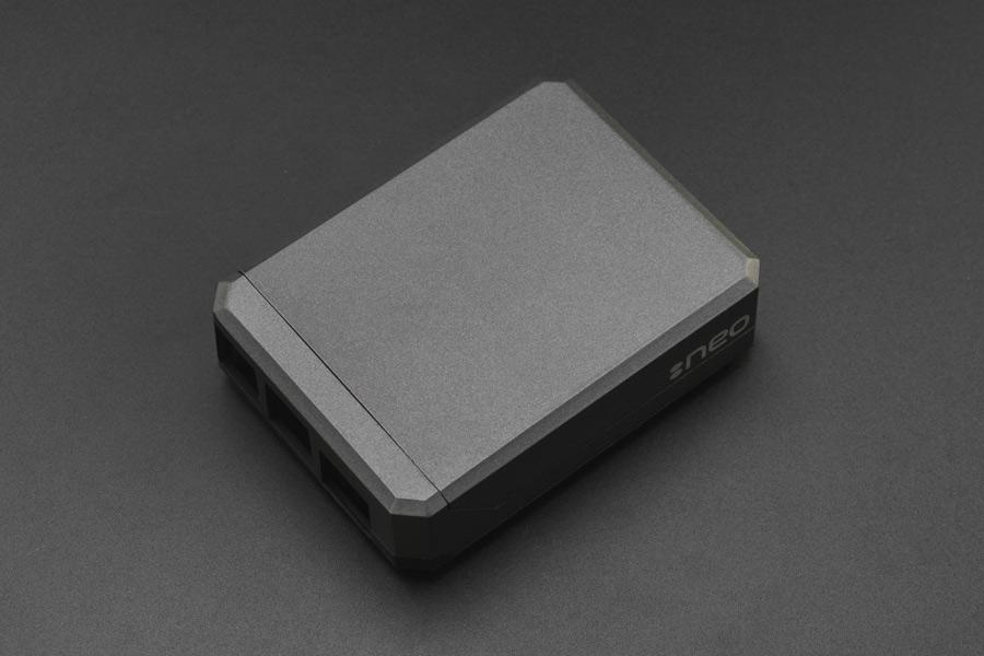 NEO Case for Raspberry Pi 4B-Sliding Magnetic
