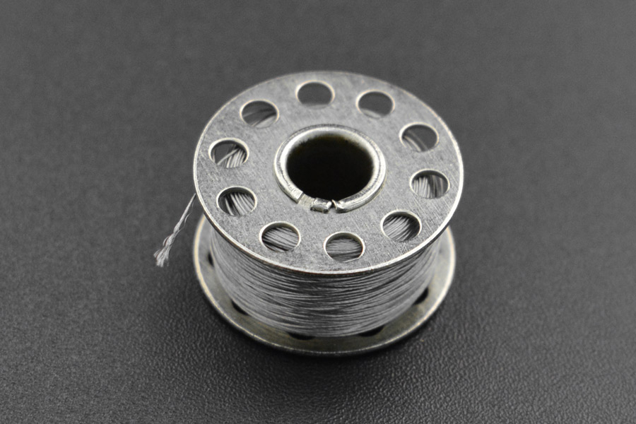 Conductive Stainless Thread (50-60Ω)