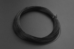 0.4mm Heat Resistant Welding Wire (Black)