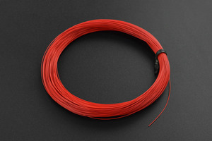 0.4mm Heat Resistant Welding Wire (Red)