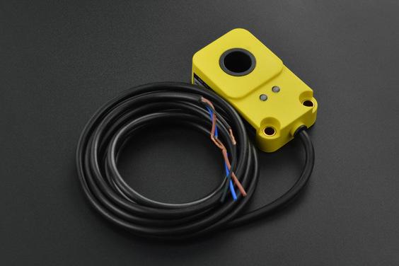 Ring Inductive Proximity Sensor (15mm Hole Diameter)