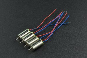 4PCS Coreless Micro Motor (6*12mm)