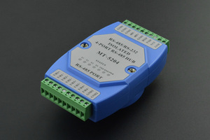 Industrial RS485 Opto-Isolated Hub