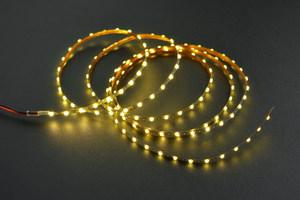 3V Flexible LED Strip (138 LEDs) - Warm White
