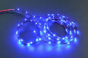 5V Flexible LED Strip (60 LEDs) - Blue