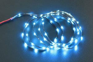 5V Flexible LED Strip (60 LEDs) - Ice Blue