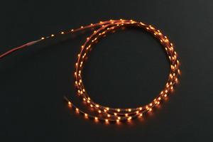 12V Flexible LED Strip (120 LEDs) - Yellow