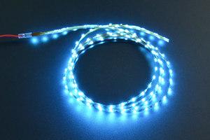 12V Flexible LED Strip (120 LEDs) - Ice Blue