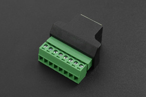 Ethernet RJ45 Female Plug Terminal Block