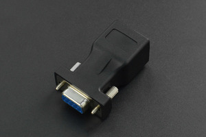 DB15 Male to RJ45 Female Adapter