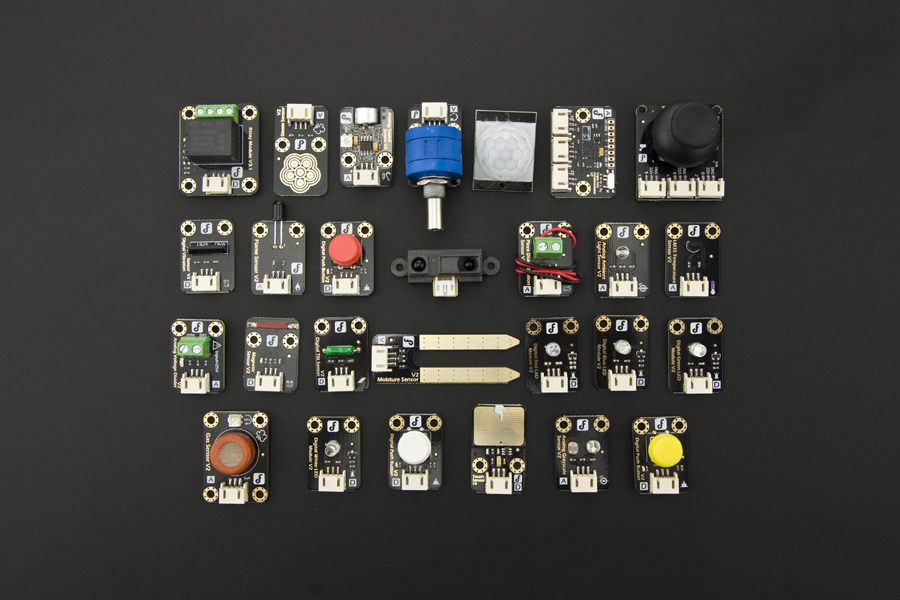 Gravity: 27 PCS Sensor Set for Arduino