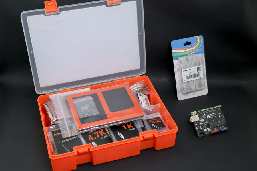 Gravity: Arduino Zero to Hero Kit