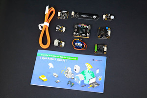 Gravity: IoT Starter Kit for micro:bit