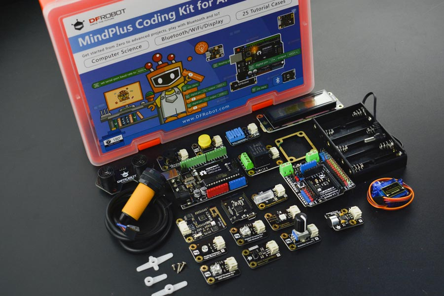 MindPlus Coding Kit for Arduino