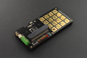 micro:Touch Keyboard - Math & Automatic Touch Keyboard for micro:bit