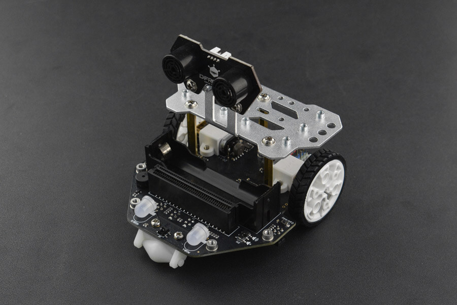micro:Maqueen Plus - an Advanced STEM Education Robot for micro:bit
