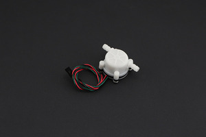 Gravity: Digital Water Flow Sensor For Arduino - 1/8""