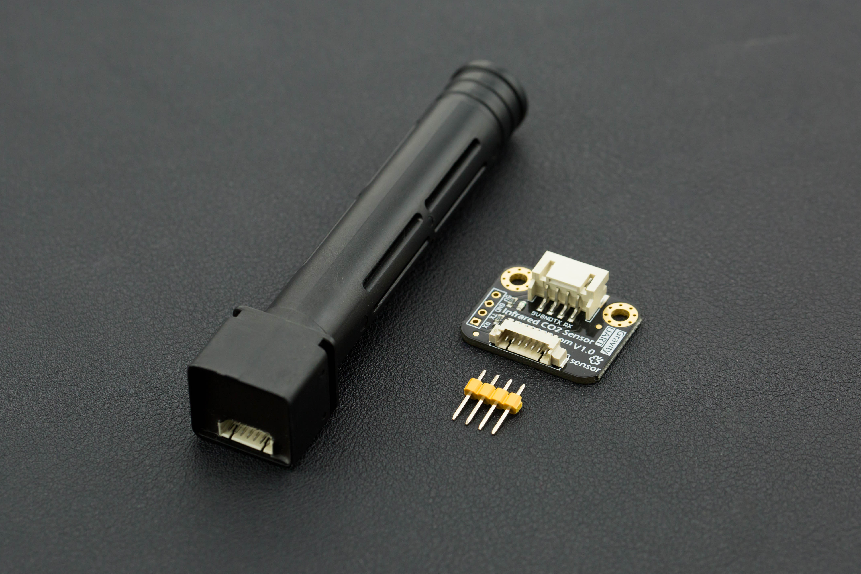 Gravity: UART Infrared CO2 Sensor (0-50000ppm)