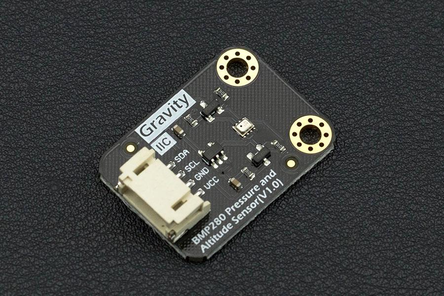 Gravity: I2C BMP280 Barometer Sensor(Discontinued)