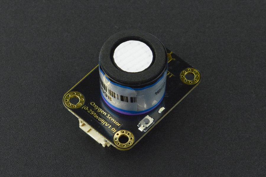 Gravity: I2C Oxygen Sensor