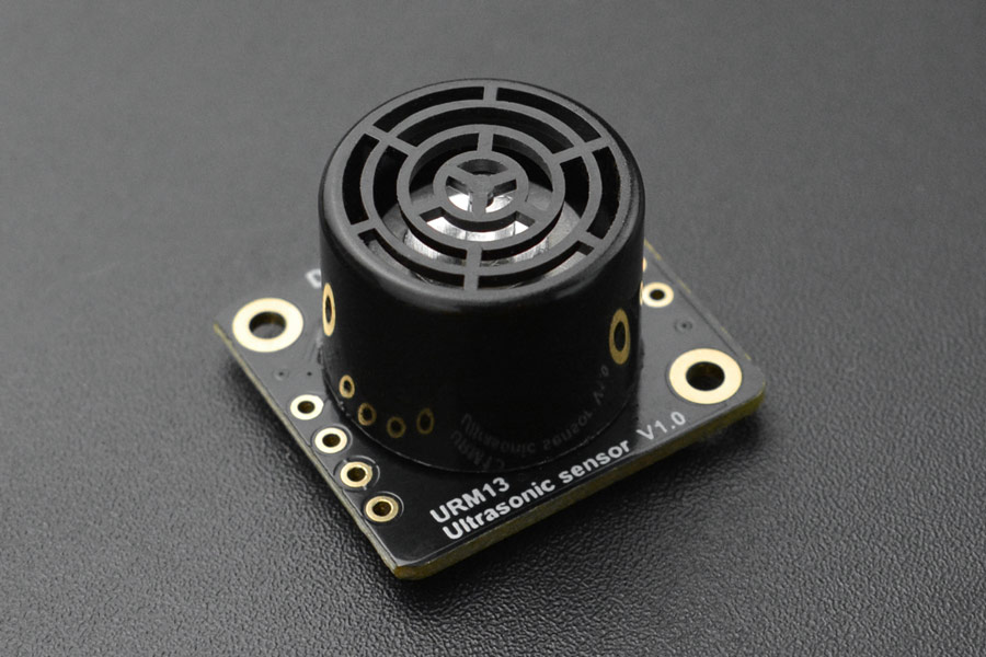 Fermion: URM13 Ultrasonic Sensor (15-900cm)