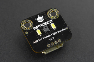 Gravity: AS7341 11-Channel Visible Light Sensor