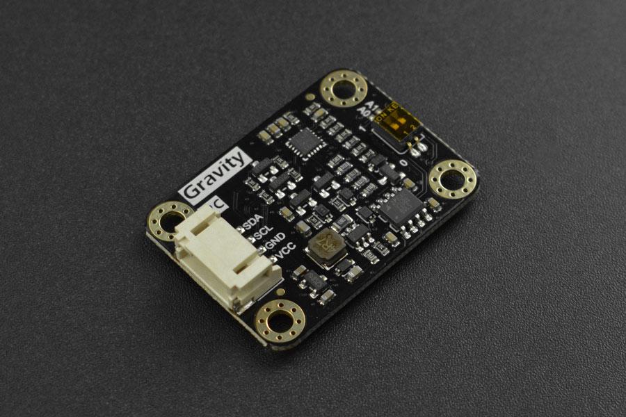 Gravity: MEMS Gas Sensor (CO, Alcohol, NO2 & NH3) - I2C - MiCS-4514