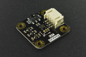 Gravity: I2C H3LIS200DL Triple Axis Accelerometer Sensor (±100g/±200g)