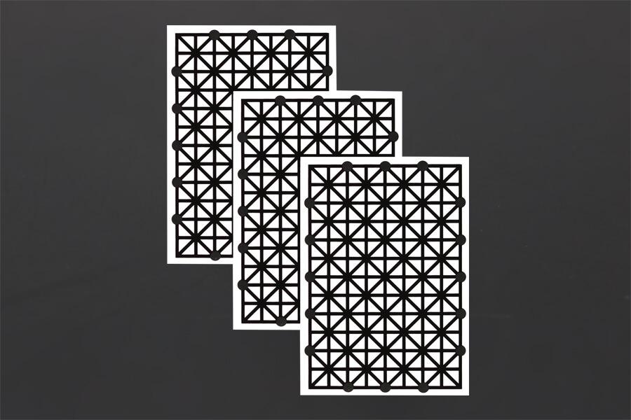 Bare Conductive PrintedSensor(Setof3)