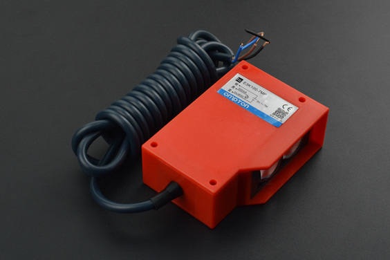 Diffuse Reflection Photoelectric Switch (0-7m)