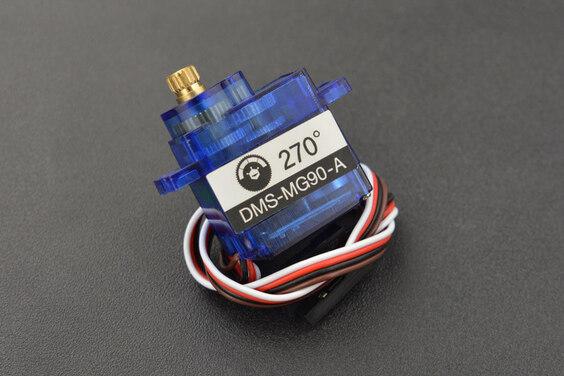 9g 270°Metal Servo with Analog Feedback (1.5kg)