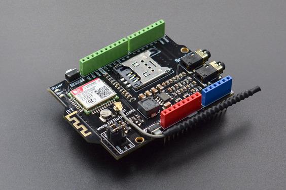SIM800C GSM/GPRS Shield V2.0