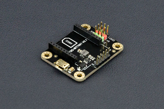 Gravity: WiFi Bee-MT7681 I/O Breakout Board (Discontinued)