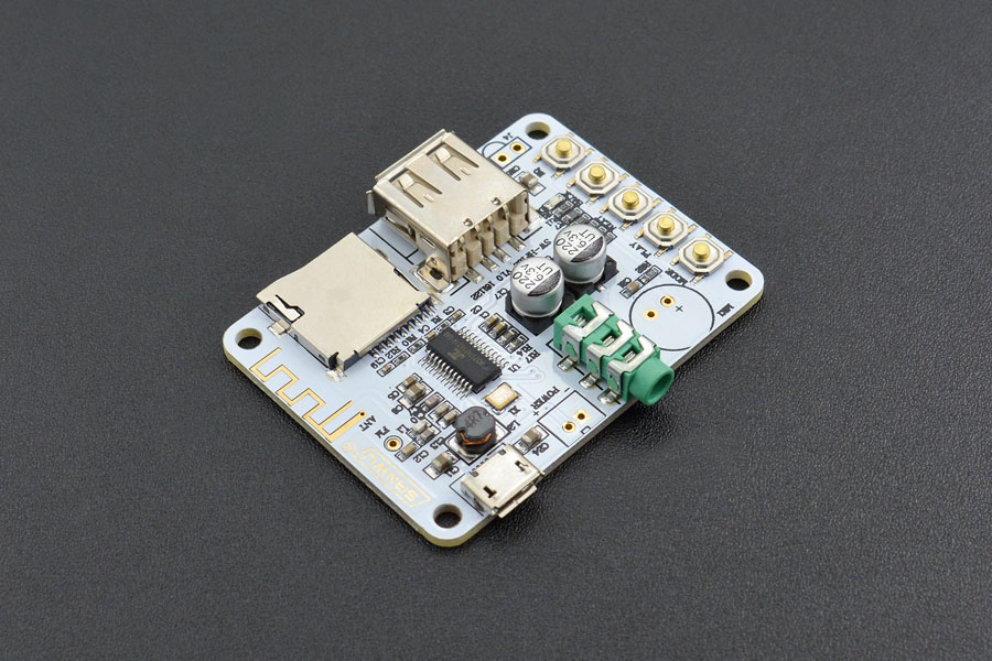 Bluetooth Audio Receiver and Playback Module (Bluetooth 4.0)