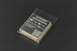 ESP32 (ESP WROOM 32) WiFi & Bluetooth Dual-Core MCU Module