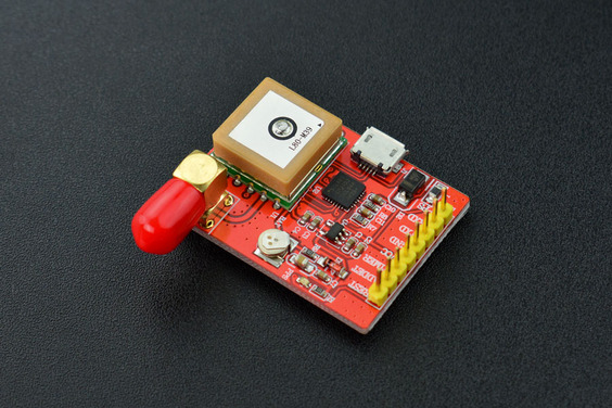 USB/TTL Raspberry Pi GPS Tracker (Compatible with Raspberry Pi 4B)
